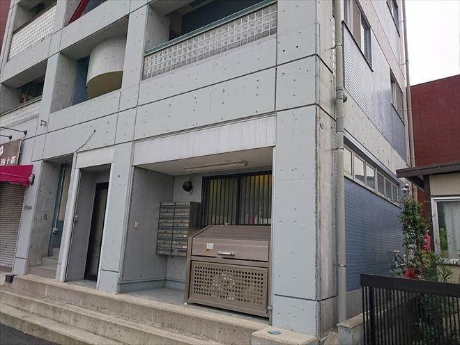 防水の劣化は即雨漏りに繋がります|横浜市緑区