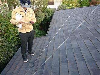 雨漏りしているスレート屋根はカバー工事で直します|横浜市神奈川区