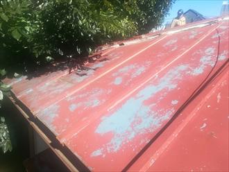 川崎市高津区|寝室天井からの雨漏りで布団が水浸しに