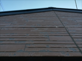 外壁材の劣化