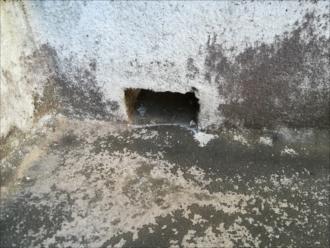 川崎市中原区|築15年、屋根と外壁の塗り替えの為の事前調査