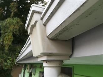 横浜市保土ヶ谷区|雨樋交換で足場を仮設したら、他のメンテナンスもご一緒に