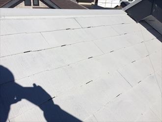 ファインパーフェクトベスト屋根塗装③