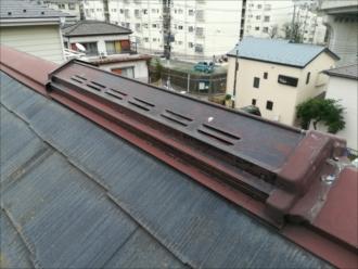 横浜市戸塚区|不安を煽られたお客様からの棟板金の点検依頼