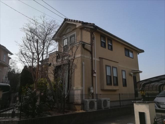 横浜市緑区|セメント瓦の塗装とリスク