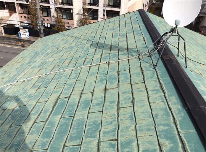 アパート屋根調査⑤