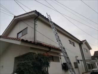 屋根・雨樋調査