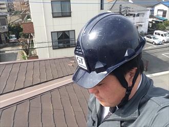冬の間に化粧スレートが傷みますのでこれから屋根調査をして下さい|横浜市青葉区