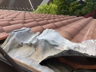 トップライト 屋根修理3