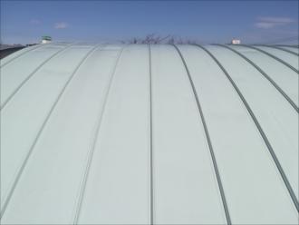 アーチ形屋根