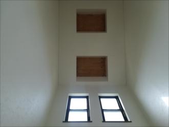 内装天井部分