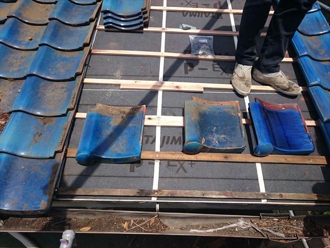 瓦屋根の補修はおまかせください|横浜市南区