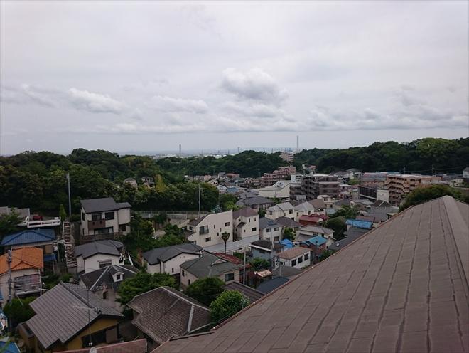 棟板金の補修はこうやります|横浜市金沢区