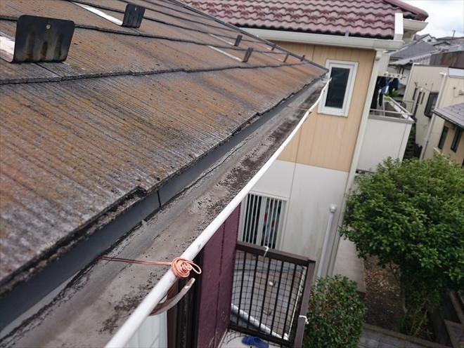 雨樋の外れ・破損はすぐに直しましょう|横浜市金沢区