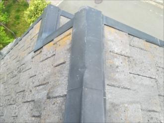 屋根材の様子
