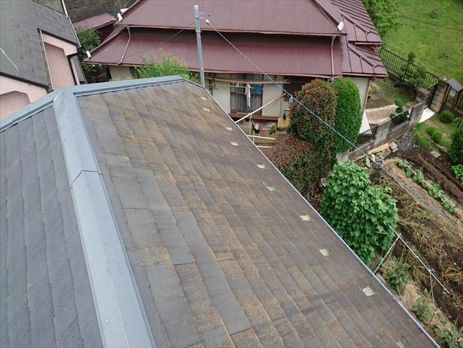 築15年初めての屋根点検|横浜市緑区