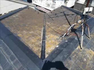 横浜市泉区|築30年、屋根裏から雨漏りの兆候・屋根点検調査
