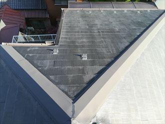 屋根勾配の確認