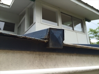 瓦棒葺き屋根の調査2