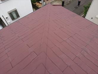 縁切りをしていないスレート屋根とは|横浜市泉区