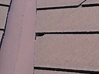築14年スレート屋根の調査|横浜市鶴見区