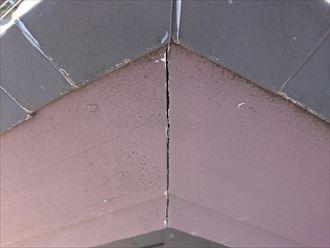 破風板の隙間
