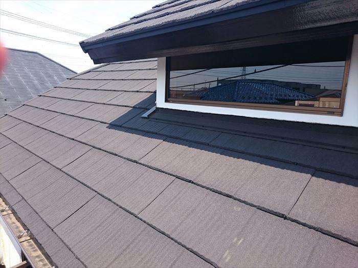 エコグラーニによる屋根葺き替え完了