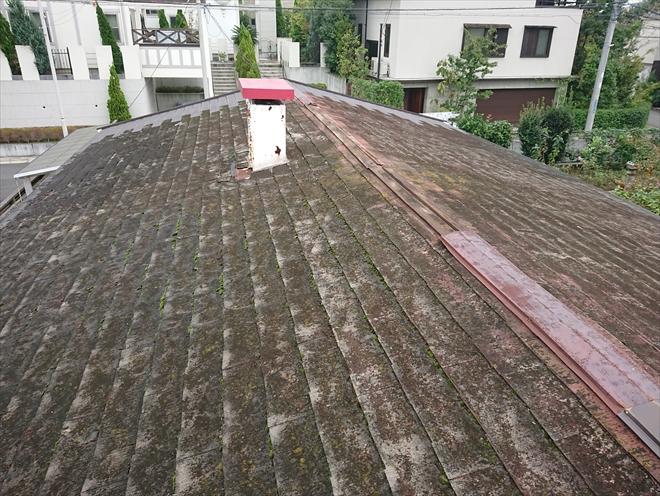 横浜市青葉区で台風被害、調査でわかった屋根の心配な状態とは