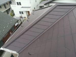 勾配がある屋根