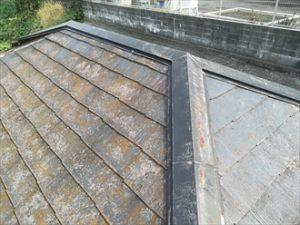 現在の屋根の様子
