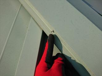 棟板金の何かしらの異常は、屋根全体を見直すいい機会だと思います。