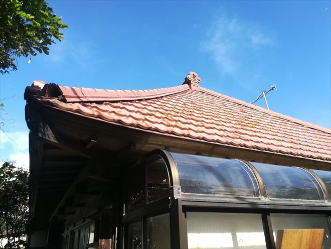 横須賀市秋谷にて茅葺屋根の葺き替え調査を行いました