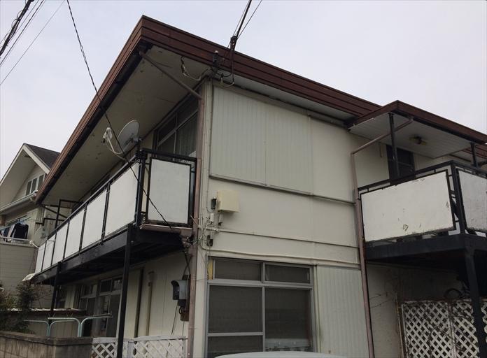 セキスイハウスの屋根外壁塗装