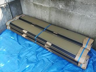 ガルバリウム鋼板(OZルーフ182」