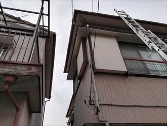 築40年程のアパート