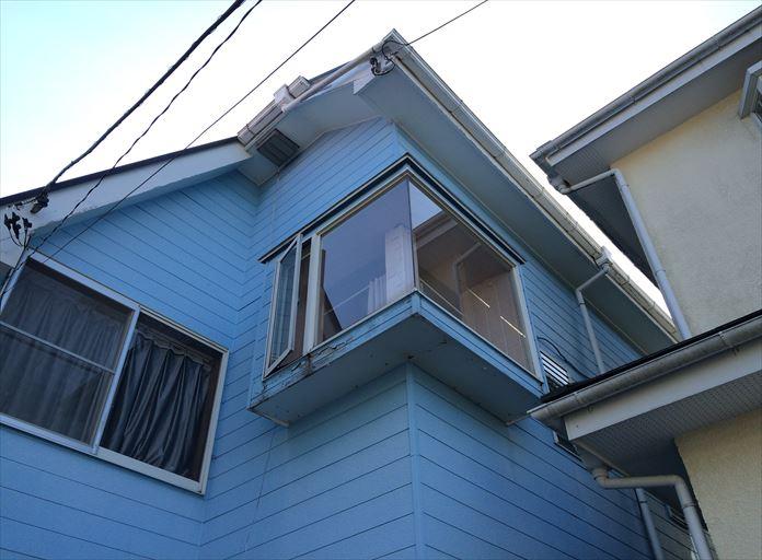 軒天や破風板にも対応いたします