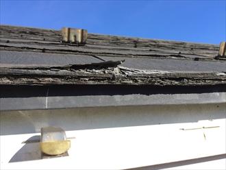 ボロボロになったスレートは屋根カバー工事か屋根葺き替え工事