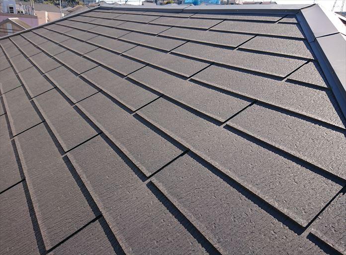 屋根塗装をやるタイミングのスレート