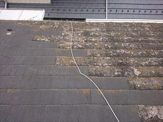増築部分と屋根が一体になっていると雨漏りが発生しやすい傾向がある