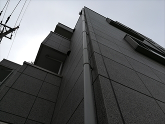 3階建ての集合住宅
