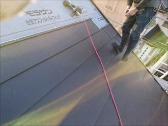 働き長さが約3メートルあるガルテクト