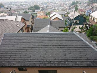屋根材自体を新しくするメンテナンスが必要