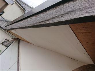 軒天と破風板の関係
