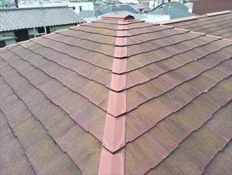 築30年目の屋根の様子