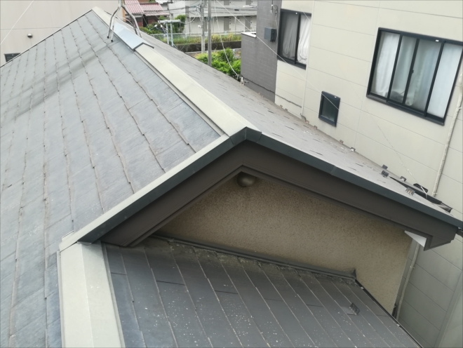 K様宅屋根