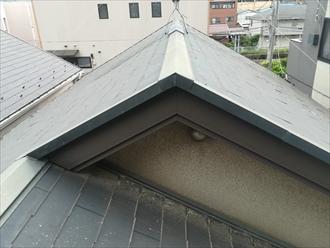 K様宅屋根の様子