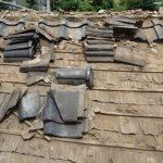 綾瀬市で瓦屋根からガルバリウム鋼板の金属屋根への屋根葺き替え工事