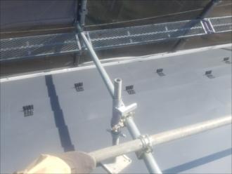 新規屋根材:ガルバリウム鋼板