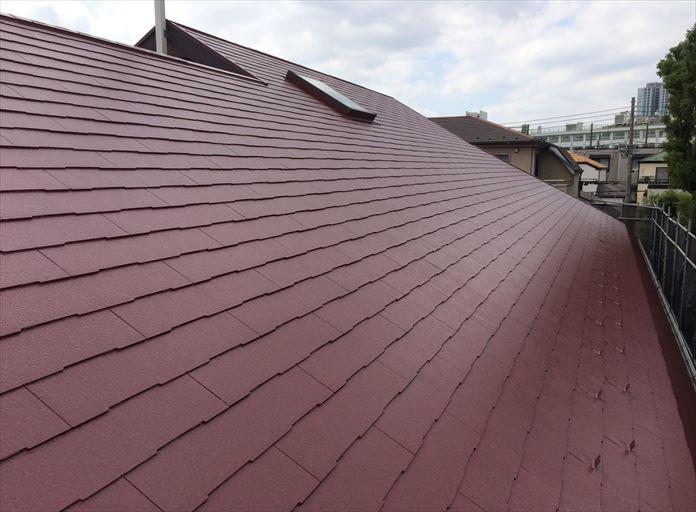 屋根塗装でスレートがより長持ち