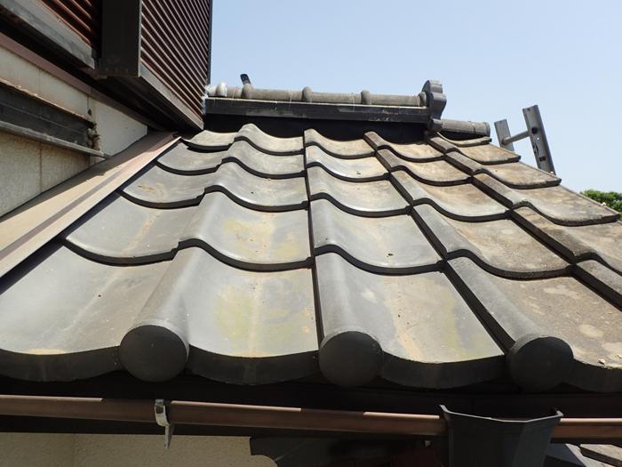 大和市西鶴間 屋根葺き直し工事 完工